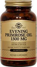 Solgar Evening Primrose Oil 1300mg 60 Softgels