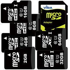 New 4GB 8GB 16GB Micro SD SDHC TF Memory Card For GARMIN Sat Navi Car Truck GPS