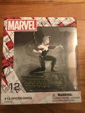 Schleich Marvel #12 SPIDER-GWEN Hand Painted Figurine 21512