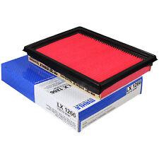 Original MAHLE / KNECHT Luftfilter Filter LX 1266 Air