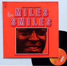 """LP Miles Davis Quintet  """"Miles smiles"""""""