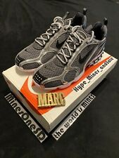 Damaged Box Special! Nike Air Zoom Spiridon Stussy Platinum Cu1854-001 Size 10.5
