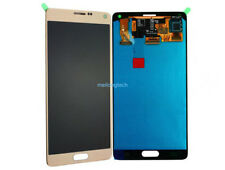For Samsung Galaxy Note 4 N910F LCD Display Touch Screen Digitizer gold+cover
