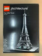 NEW Lego Architecture 21019 Eiffel Tower New in Sealed  FREE SHIPPING