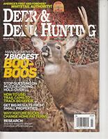 Deer And Deer Hunting Magazine March 2016 - Whitetail , Bucks   /l4