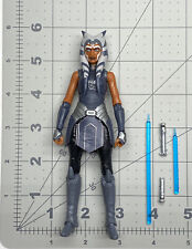 "1/12 scale Star wars 6"" figure black series Walmart exc Clone Wars Ahsoka Tano"