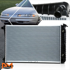 Aluminum OE Radiator for 88-99 Buick Lesabre/Pontiac Bonneville 3.8 AT DPI-1202