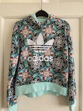 Girls Adidas Print Hoody Age 13-14 Yrs