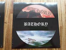 Bathory – Twilight Of The Gods - Sweden 2007 NEW pic disc LP