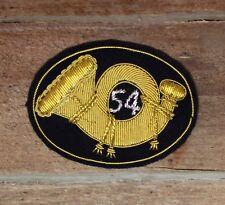 American Civil War Officers 54th Regiment Small Hat Insignia, ACWS. US
