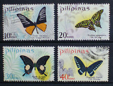 PHILIPPINES 1969 BUTTERFLIES Fine Used