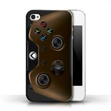 STUFF4 Back Case/Cover/Skin for Apple iPhone 4/4S/Gamer/Xbox One