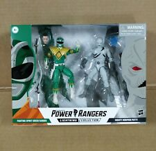 Power Rangers Lightning Collection Green Ranger vs. Putty Patrol NEW