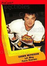 1990-91 ProCards AHL IHL #94 Darwin McPherson