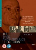Nuovo The Theo Angelopoulos Collection - Volume 3 (4 Disco ) DVD Regione 2