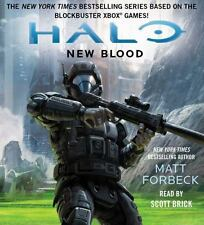 New Blood (HALO) by Forbeck, Matt in New