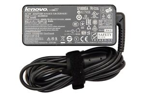 Genuine Lenovo ThinkPad X1 Carbon 1st 2nd 3rd 4th Gen Power Adapter Charger 45W