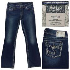 e9d08392 Silver Jeans 100% Cotton Mid Rise Jeans for Women for sale | eBay