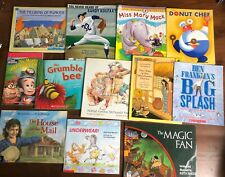 Lot 20 ACCELERATED READER All Picture Books 3rd & 4th Grade  L4