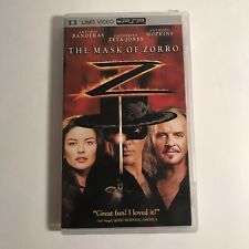 The Mask of Zorro Playstation PSP