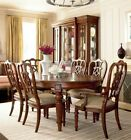 Thomasville Fredericksburg Oval Leg Dining Table And Six Chair Set (2 Arms, 4...