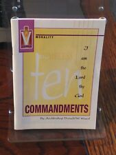 The Timeless Ten Commandments, Bishop Wuerl (Veritas Press, 1997)