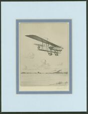 Horace Farman - Vintage Collotype Print by Howard Leigh - Ready to Frame