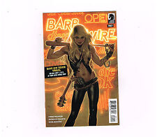 BARB WIRE KING TIGER 1-shot Ashcan size preview flip book from Dark Horse! NM