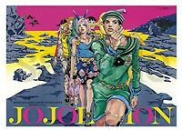 JOJO's Bizarre Adventure EXHIBITION B2 Poster Part 8 D JOJOLION 2017