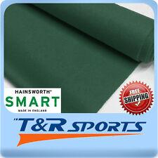 "English Hainsworth Pool Table Cloth Billiards Felt Kit For 8"" Ranger Green"