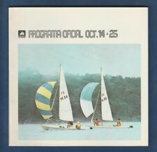 Orig. Complete PRG Olympic games Mexico 1968-Sailing!!! EXTREMELY RARE