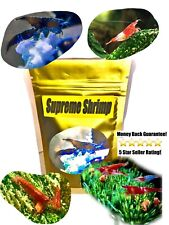 Supreme Shrimp Food For Cherry Shrimp & Other Freshwater Shrimp Neocaridina