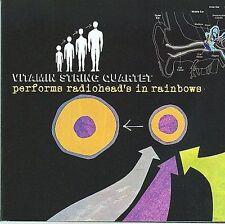 Vitamin String Quartet Performs Radiohead [Digipak] by Vitamin String Quartet...