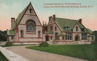 (R)  Auburn, NY - Theological Seminary - Chapel and Welch Memorial Building