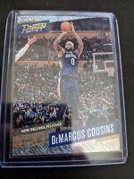 DeMarcus Cousins  2017-18 Prestige RAIN Parallel Card # 98 Golden State Warriors