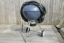 BBQ Barbecue Cover Kettle Waterproof Breathable Quality Protection Bungee Round