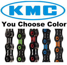 KMC X10SL DLC ASSORTED COLORS 10 Speed Bike Chain fit SRAM Shimano Road CX