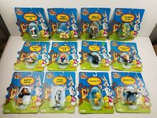 1994 Looney Tunes Tyco Collectible Figurines Full Set of 12 Vintage PVC Figures