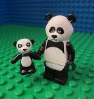 Lego MOVIE Panda Suit Guy City Town Bear Fancy Dress Costume Minifigure 71004