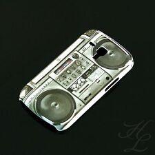 Samsung Galaxy S Duos/s7562 HARD CASE GUSCIO COVER ASTUCCIO motivo Ghetto Blaster