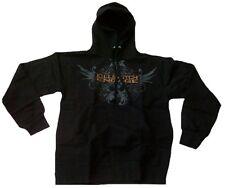 RARE Bravado Official Killswitch Engage CALAVERA MÁSCARA Capucha Suéter Camiseta