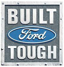 Built Ford Tough logo Ipad 2/3/4 Case Cover NEW