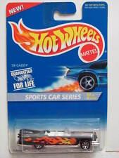 Hot Wheels 1995 Coche Deportivo Serie '59 Cajita Negro