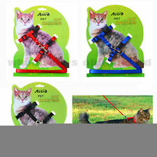 Unbranded Cat Lead & Harness Sets