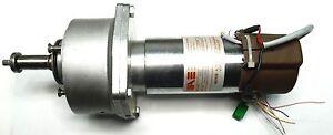 Motore con Motoriduttore MAE M542 CC 27V 3,4A con doppio encoder