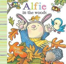 NEW BOOK ALFIE IN THE WOODS BY DEBI GLIORI HARDBACK