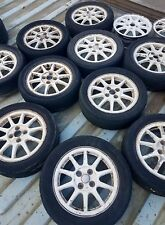 buy suzuki ignis wheels with tyres ebay. Black Bedroom Furniture Sets. Home Design Ideas