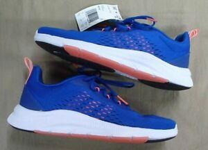 New Adidas NovaMotion Women's Size 5.5 W/ Box Royal Blue/Pink/White Free Ship!!