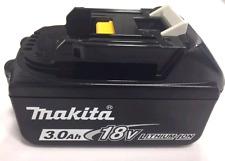 Original Makita BL1830B 18 Volt 3.0 AH  Li-Ion Battery BRAND NEW