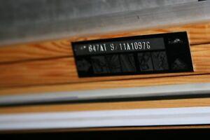 Roto Dachfenster Typ 847 627 617 Dichtungsatz kompl. 2 Dichtungen Aktionswochen